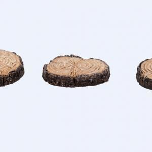 Log Stepping stones