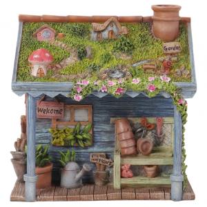 MW01-020 Garden Shed