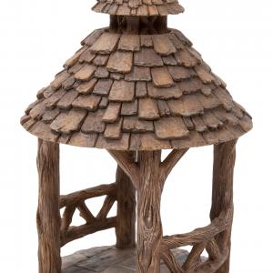 MW02-016 Wooden Gazebo