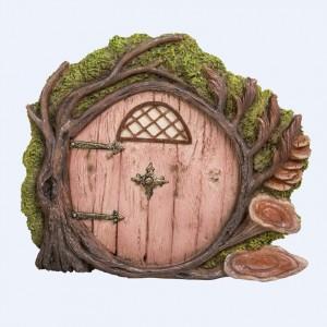 Pink Burrow Fairy Door