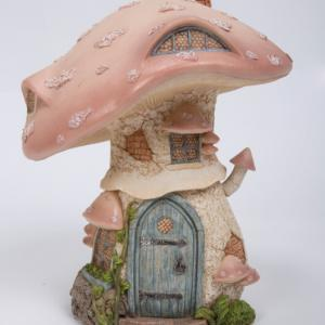 Pink Toadstool Cottage