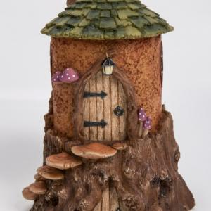 Rustic Stump Cottage