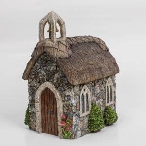 Thatched Gothic Church