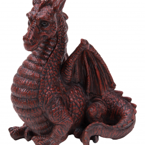 MW04-016 Winged Dragon Red